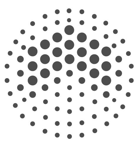 Connecitng Dots - Symbol - Black on White