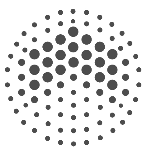 Connecitng Dots - Symbol - Black on White